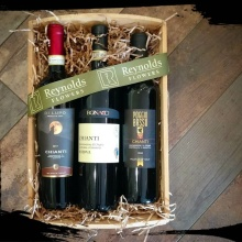 Chianti Trio Gift Pack (Red Wine)