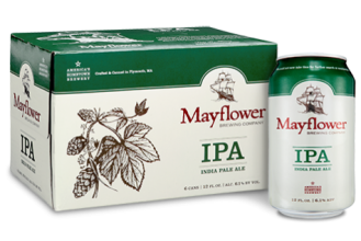 MAYFLOWER BREWERY IPA