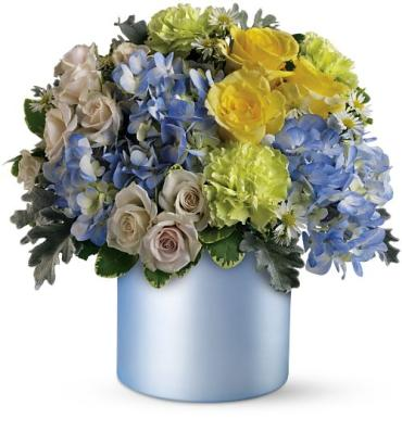Teleflora\'s Heavenly Hues Bouquet