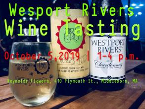 Westport Rivers Wine Tasting