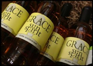 Grace Sun & Spirit - Westport Rivers Desert Wine
