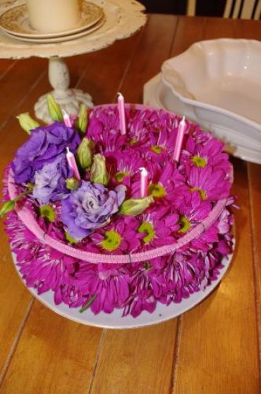 PURPLE PASSION CAKE