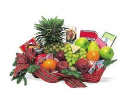 Gourmet Fruit Basket TF104-3