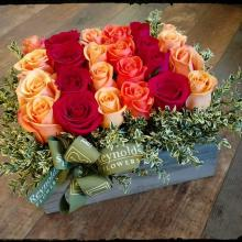 Autumn Rose Box