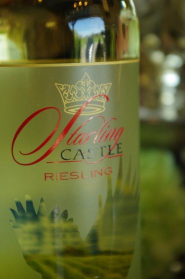 Starling Castle, Riesling, Case of White Wine