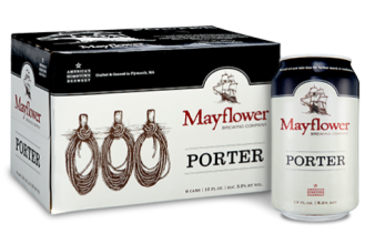 MAYFLOWER BREWERY Porter