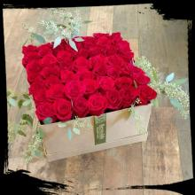 Luxury Rose Box