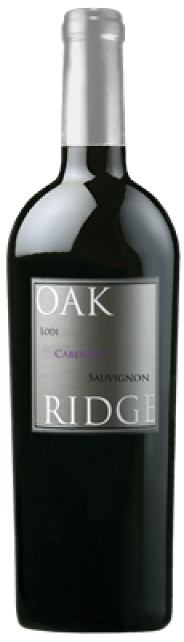 Oak Ridge Cabernet Sauvignon, case of red wine
