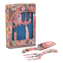 Wild & Wolf Designer Garden Tool Gift Box Set, William Kilburn