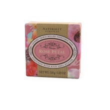 Naturally European - Triple-Milled, Shea Butter Enriched Soap, 1