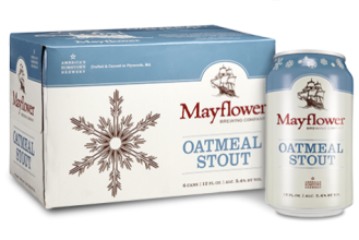 MAYFLOWER BREWERY Oatmeal Stout