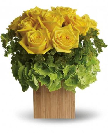 Teleflora\'s Box of Sunshine