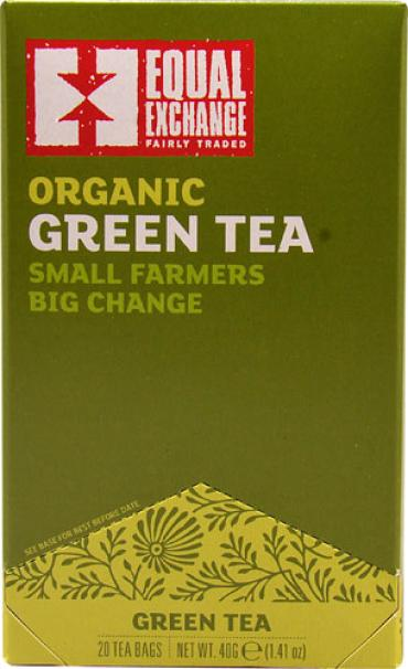 Equal Exchange - Organic Green Tea