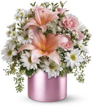 Teleflora\'s Tickled Pink Bouquet