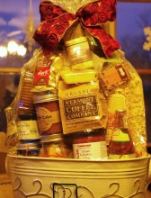 New England Goodies Basket
