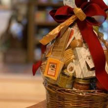 ALL IS BRIGHT Gourmet Gift Basket