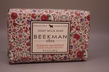 Beekman 1802 Goat Milk Soap HONEYED GRAPEFRUIT 9 Oz Bar
