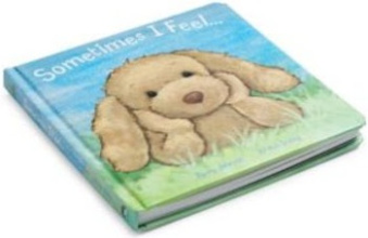 Jellycat Sometimes I Feel Board Book