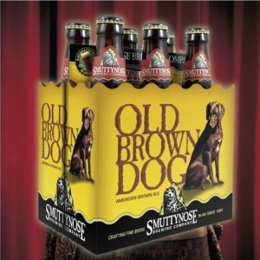 SMUTTYNOSE BREWING - OLD BROWN DOG