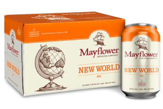 MAYFLOWER BREWERY New World