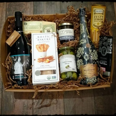 Taste of Italy Gift Basket