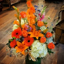 Harvest Moon Bouquet
