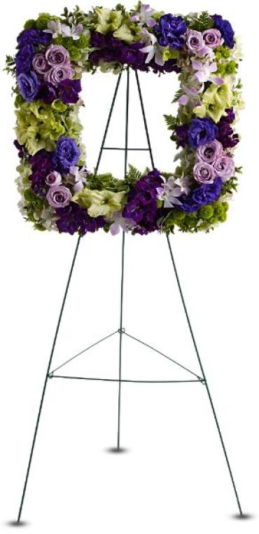 Picture of Heaven, Square Wreath