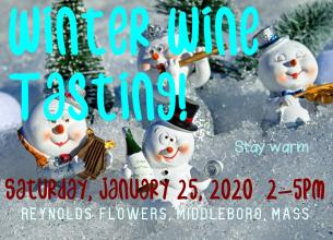 WINTER WINE TASTING
