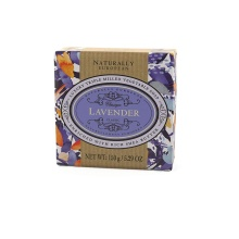 Naturally European - Triple-Milled, Shea Butter Lavender Soap