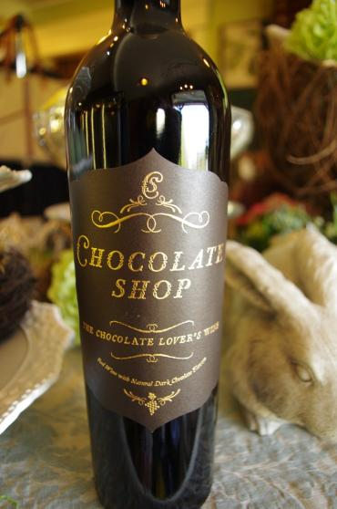 Chocolate Shop Wine
