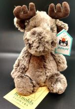 Small Monty Moose, JellyCat London