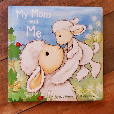 My Mom and Me, Jellycat Book