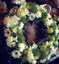 Spring\'s Eternal Wreath