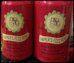 Westport Rivers Farmers Fizz Rose\' (can)