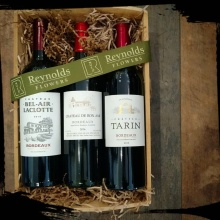 Bordeaux Trio Gift Pack (Red Wine)