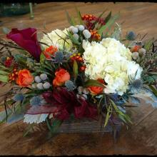 Autumn Home Box Bouquet