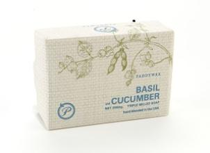 Paddywax Basil & Cucumber Triple Milled ECO Soap