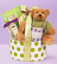 Get Well Cuddles Gift Basket