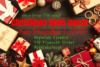 Christmas Open House (55th Annual!)