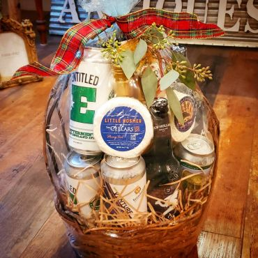 Christmas for Him Large Craft Beer Basket