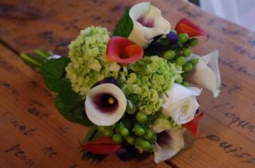 Autumnal Bride\'s Maid Bouquet