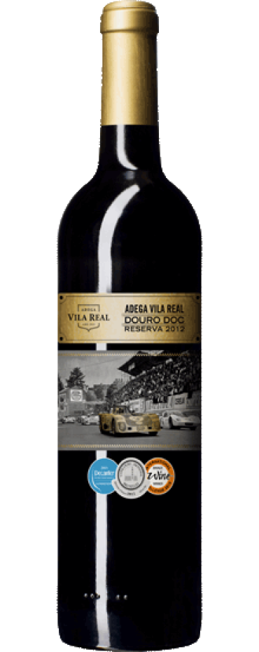 Adega Vila Real Reserva, Case of Red Wine