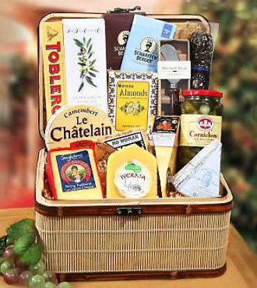 Savory Assortment Gift Basket