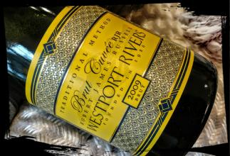 Champagne, Westport Rivers RJR, Case of Brut