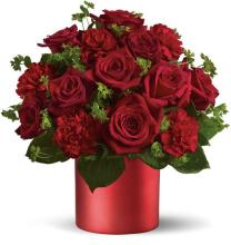 One Dozen Red Roses, One Dozen Red Carnations