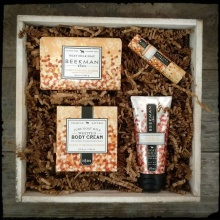 Beekman Honey & Orange Blossom Goat Milk Gift Set
