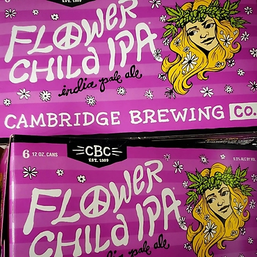 Cambridge Brewing Co. Flower Child IPA