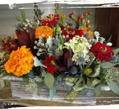 Autumn Bouquet Box