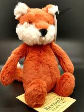Small Bashful Fox Cub, JellyCat London