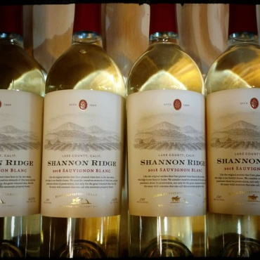 Shannon Ridge High Elevation, Sauvignonn Blanc, Case